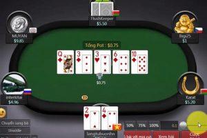 Hướng Dẫn Cách Chơi Poker Online Kiếm Tiền Thật